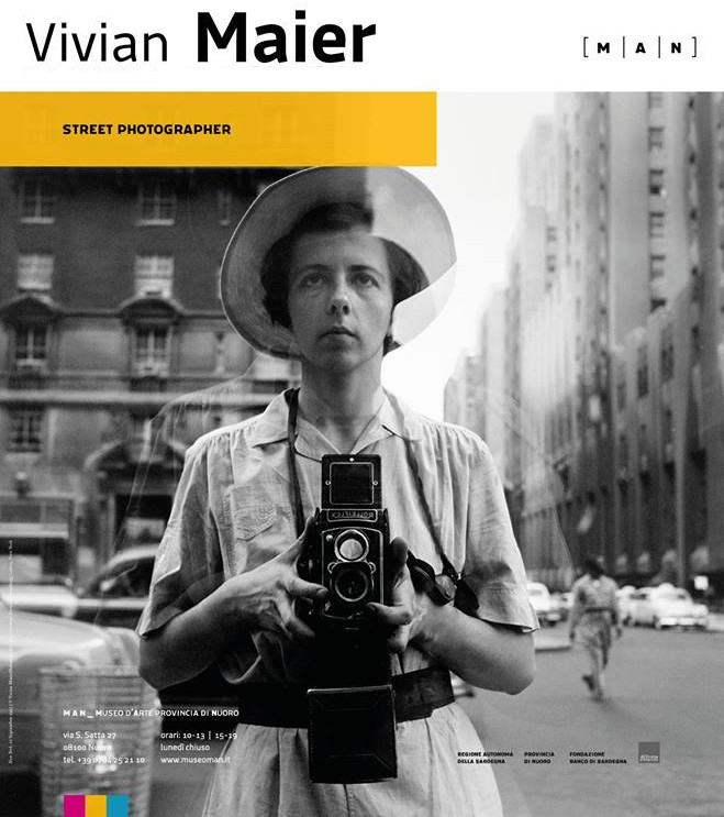 Vivian Maier - Le vite degli altri | dal Blog della dott.ssa Rossella Torretta